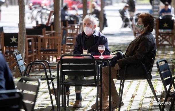 В Бельгии закрыли кафе и ввели комендантский час